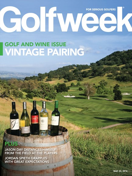 Golfweek Cover - 5/23/2016
