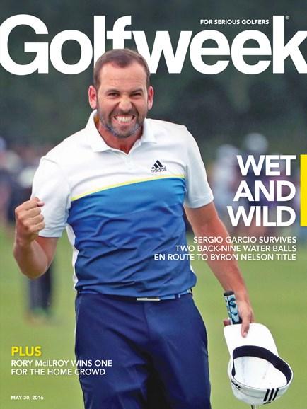 Golfweek Cover - 5/30/2016
