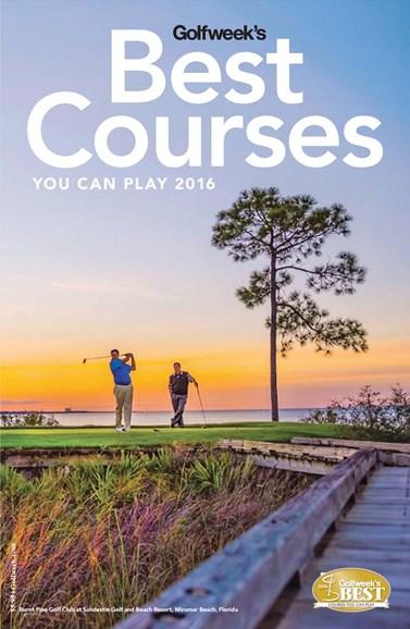 Golfweek Cover - 3/3/2016