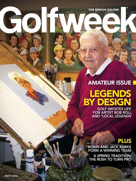 Golfweek Cover - 5/9/2016