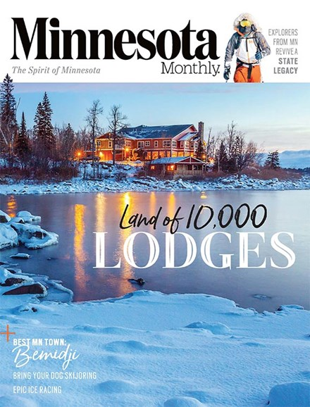 Minnesota Monthly Cover - 2/1/2018
