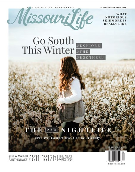 Missouri Life Cover - 2/1/2018