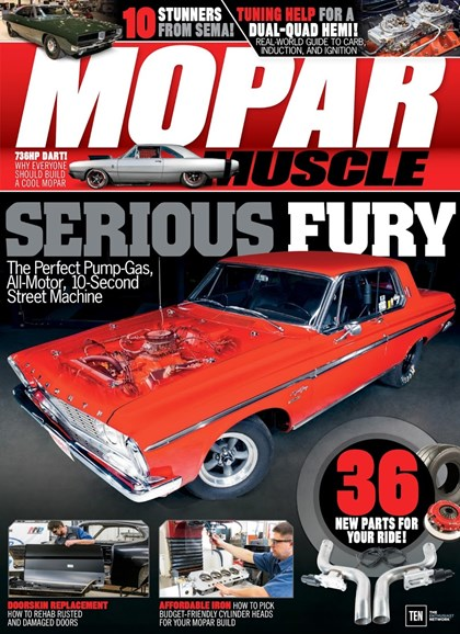 Mopar Muscle Cover - 4/1/2018