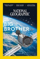 National Geographic Magazine 2/1/2018