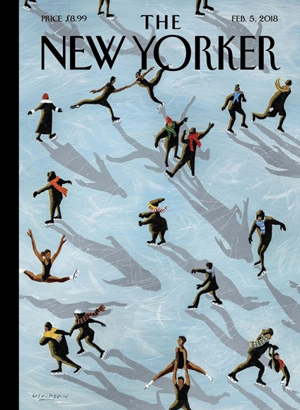 The New Yorker Cover - 2/5/2018