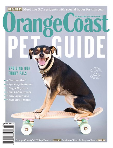Orange Coast Cover - 2/1/2018