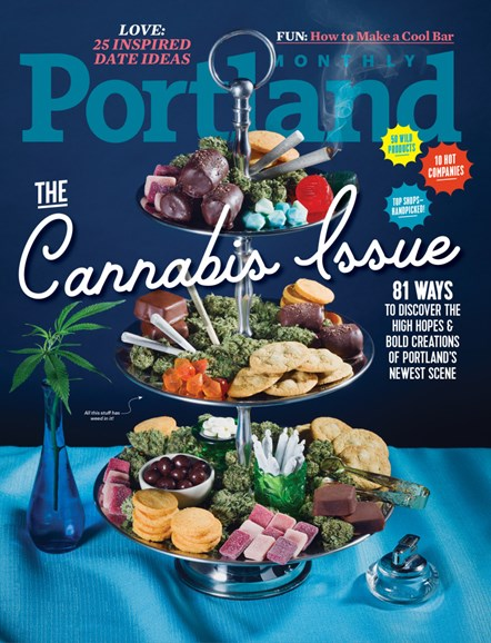 Portland Monthly Cover - 2/1/2018