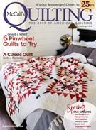 Mccall's Quilting Magazine 3/1/2018