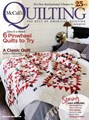 Mccall's Quilting Magazine | 3/2018 Cover