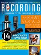 Recording Magazine 2/1/2018