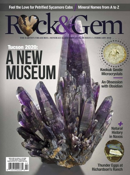 Rock & Gem Cover - 2/1/2018