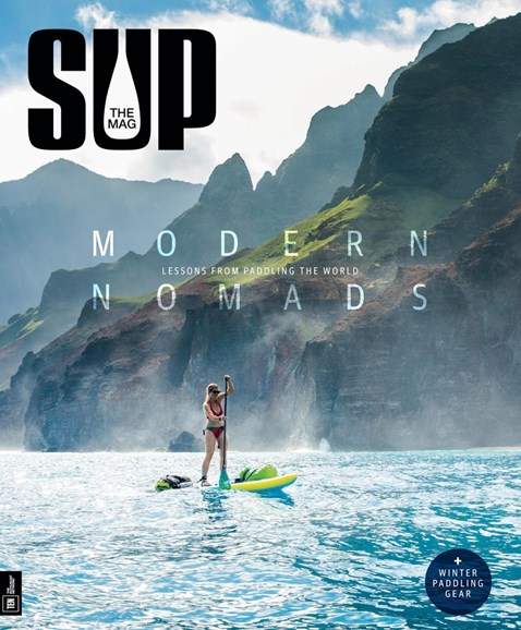 SUP Magazine Cover - 12/1/2017