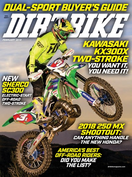 Dirt Bike Cover - 2/1/2018