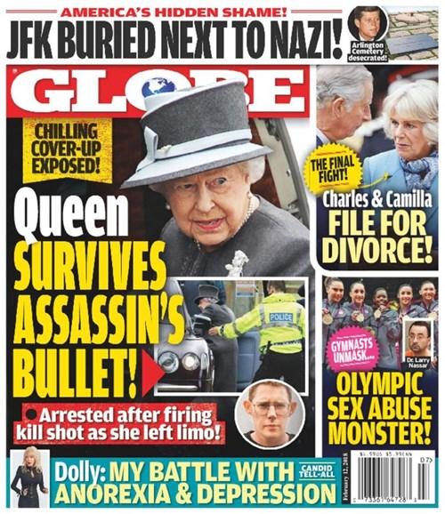 Globe Cover - 2/12/2018