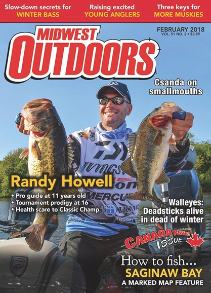 Midwest Outdoors Cover - 2/1/2018