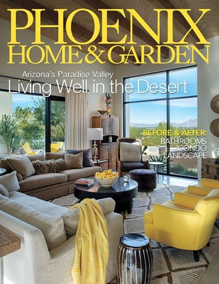 Phoenix Home & Garden Cover - 1/1/2018