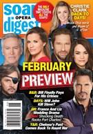 Soap Opera Digest Magazine 2/5/2018
