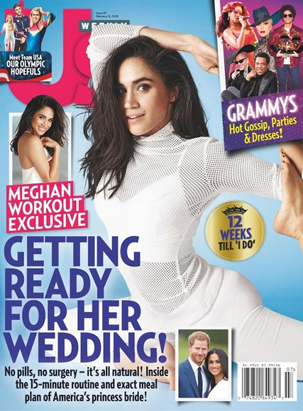 Us Weekly Cover - 2/12/2018