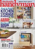 Family Handyman Magazine 1/1/2018