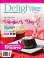 Delight Gluten Free | 1/2018 Cover