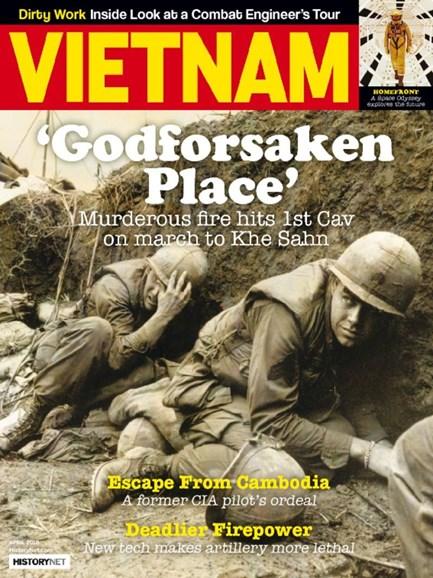 Vietnam Cover - 4/1/2018