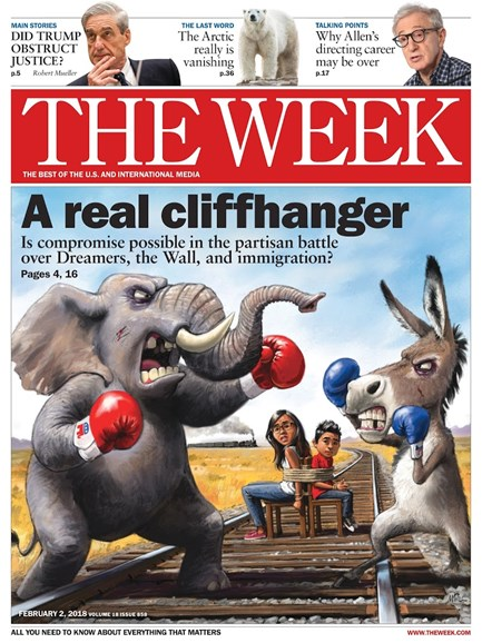 The Week Cover - 2/2/2018