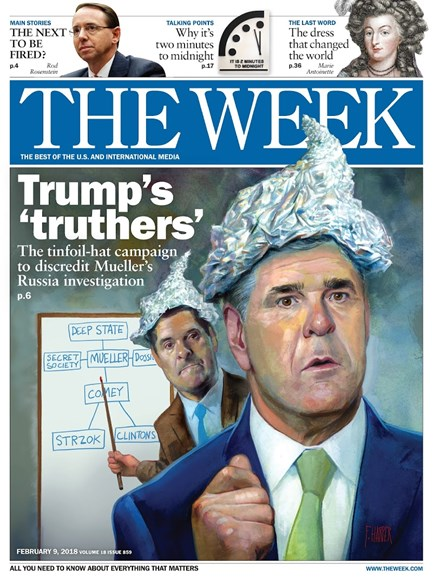 The Week Cover - 2/9/2018
