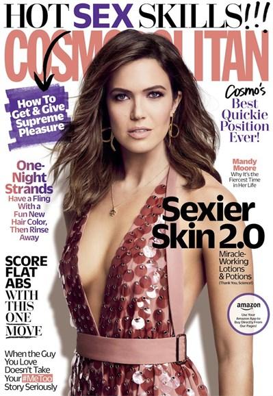 Cosmopolitan Cover - 3/1/2018