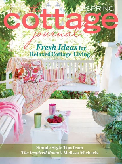 The Cottage Journal Cover - 3/1/2018