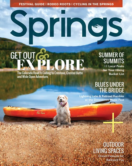 Springs Magazine Cover - 6/1/2017