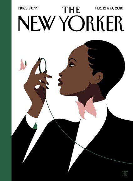 The New Yorker Cover - 2/12/2018