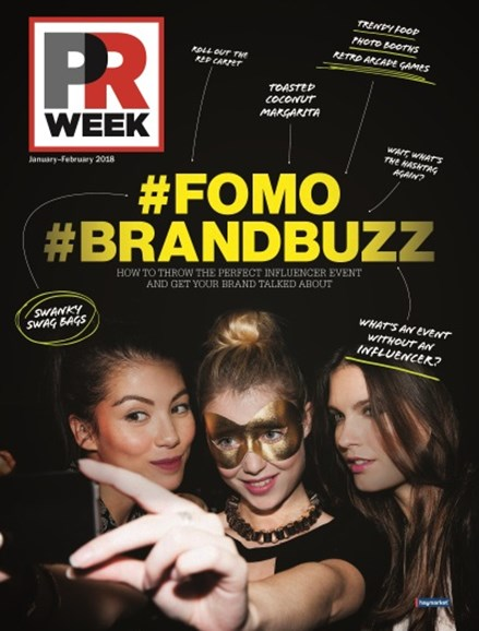 PRWeek Cover - 1/1/2018