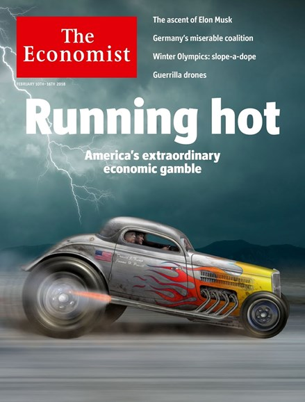 The Economist Cover - 2/10/2018