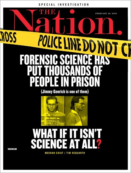 The Nation Cover - 2/26/2018