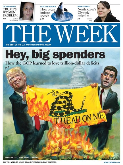 The Week Cover - 2/23/2018