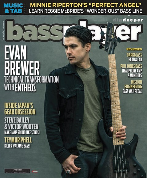 Bass Player Cover - 3/1/2018