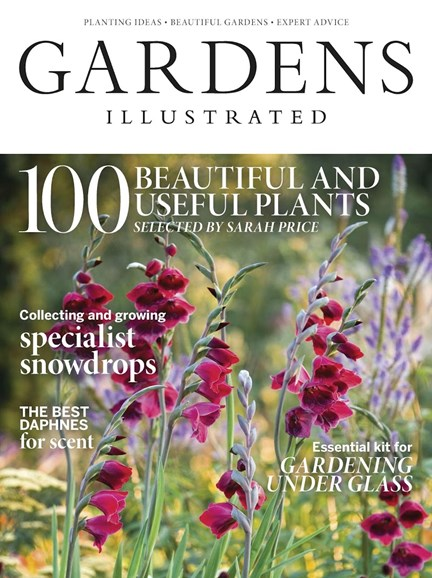 Gardens Illustrated Cover - 2/1/2018