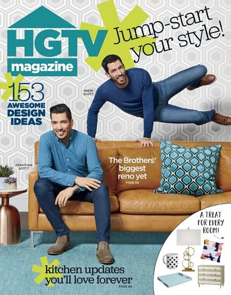 HGTV Cover - 3/1/2018