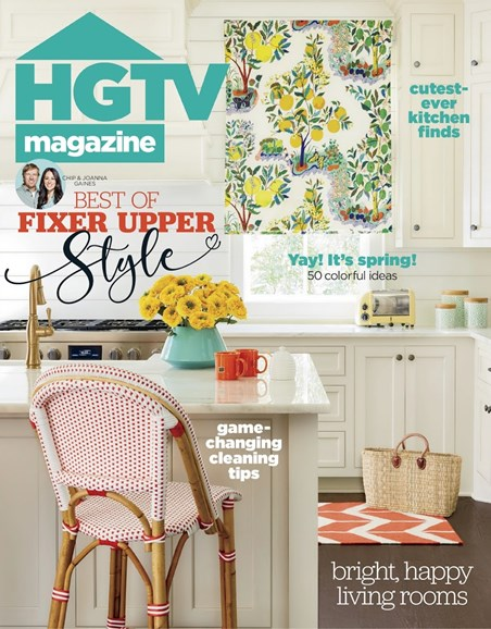HGTV Cover - 4/1/2018