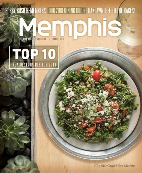 Memphis Cover - 2/1/2018