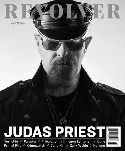 Revolver Cover - 2/1/2018