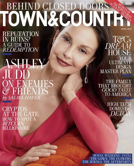 Town & Country Cover - 4/1/2018