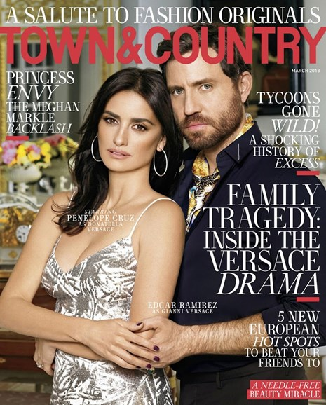 Town & Country Cover - 3/1/2018