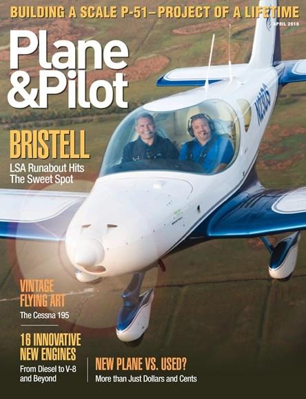Plane & Pilot Cover - 4/1/2018