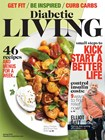 Diabetic Living Magazine | 3/1/2018 Cover