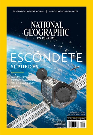 National Geographic En Español Cover - 2/1/2018
