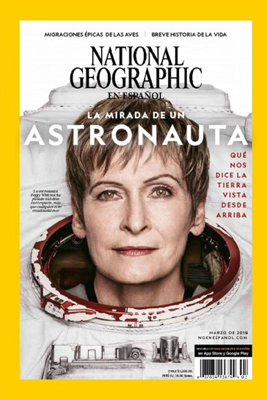 National Geographic En Español Cover - 3/1/2018