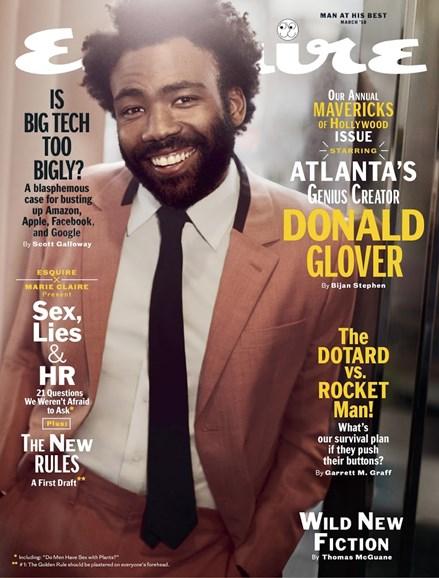 Esquire Cover - 3/1/2018