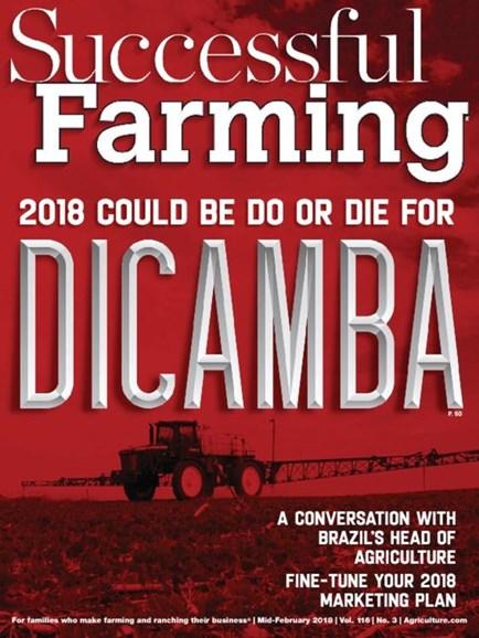Successful Farming Cover - 2/16/2018