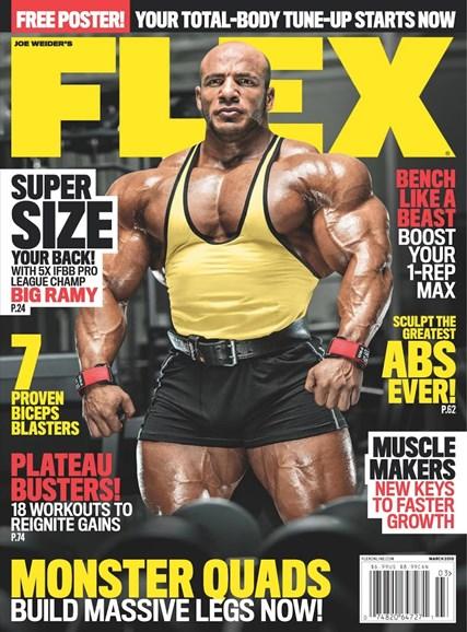 Flex Cover - 3/1/2018